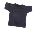 mini t-shirt marineblauw